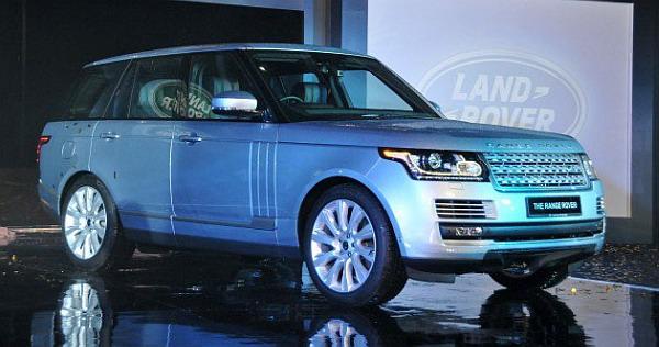 Range Rover Terbaru Mendarat Di Malaysia Okezone Otomotif