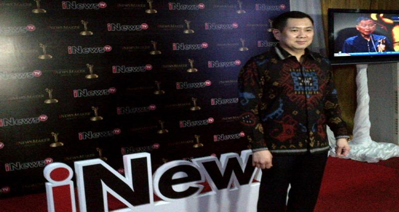 INews TV: INews TV Sajikan Program Berita 24 Jam : Okezone News