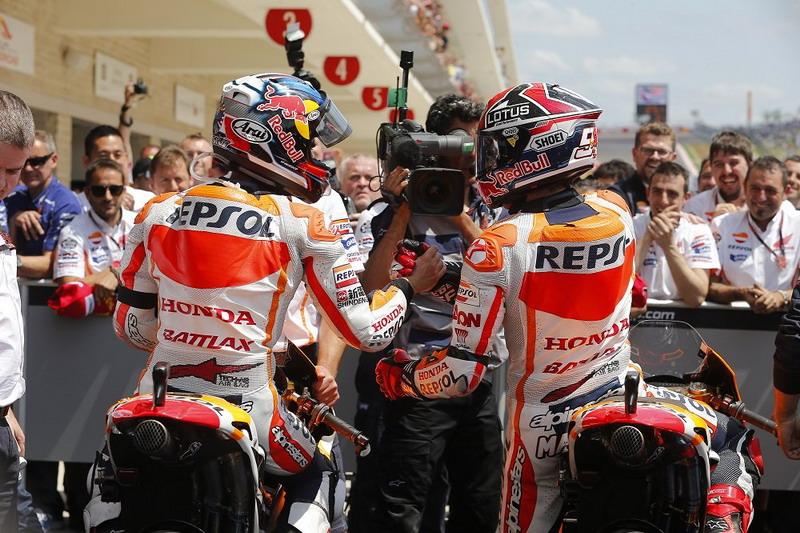 Marquez dan Pedrosa Akan Jadi yang Terbaik di Rumah Honda