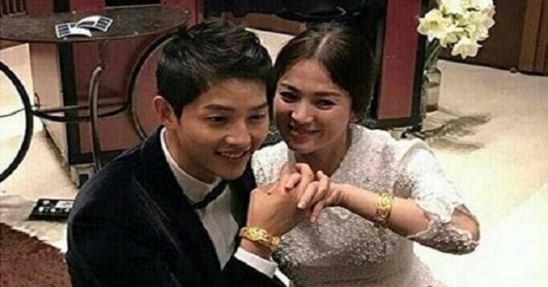 Song Joong Ki dan Song Hye Kyo (Foto: Instagram)