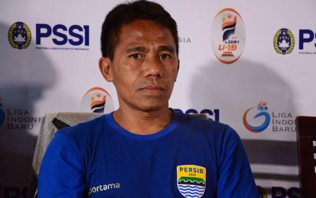 Budiman (Foto: Laman Resmi Persib Bandung)