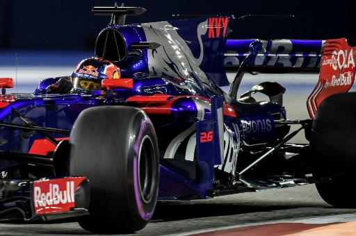 Hasegawa Optimis Honda Semakin Kuat Bersama Toro Rosso di F1 Musim 2018