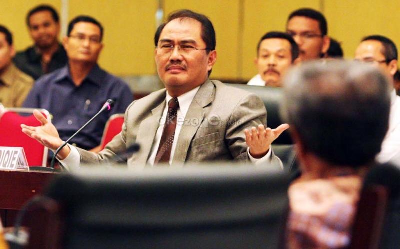 Ketua Umum ICMI Jimly Asshiddiqie (Foto: Okezone)
