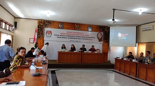 KPU Bali (Foto: Nurul Hikmah)