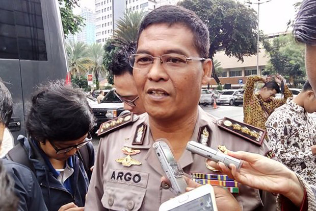 Kabid Humas Polda Metro Jaya Kombes Argo Yuwono (Dok Okezone)