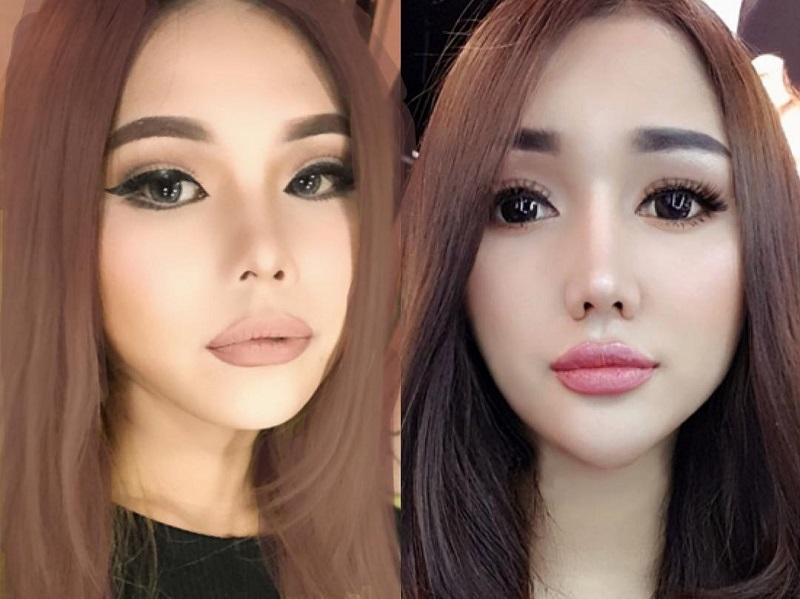 https: img-z.okeinfo.net content 2018 04 17 194 1887883 biar-mirip-lucinta-luna-make-up-artist-ini-dandan-pakai-10-produk-make-up-4h0whuJL4j.jpg