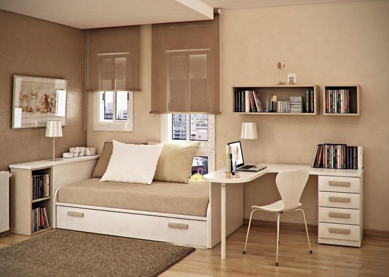 Tips Membuat Tempat Tinggal yang Kecil Jadi Nyaman dan Berkelas