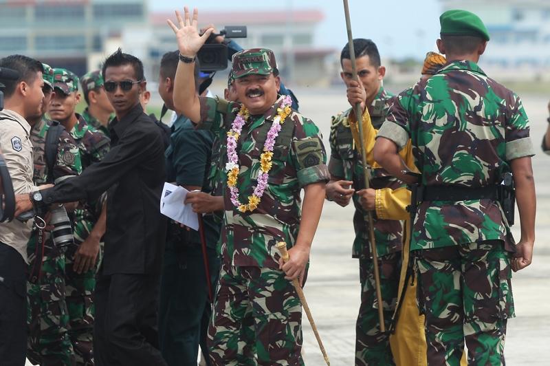 Panglima TNI Hadi Tjahjanto (Antara)