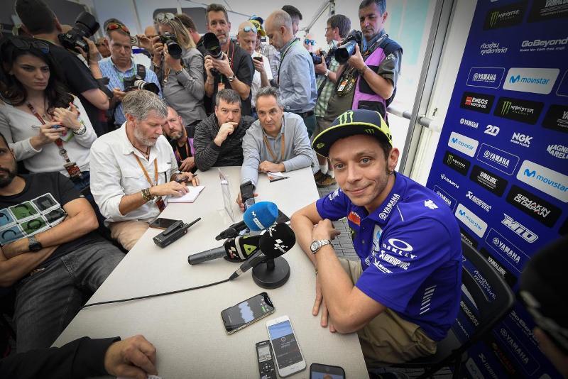 Rossi Yakin Yamaha YZR-M1 Akan Tunjukkan Potensinya di Sirkuit Jerez