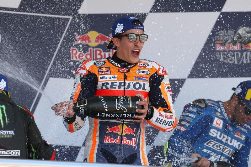Marquez: Balapan di Sirkuit Jerez Bukan tentang Kecepatan, tapi Ketepatan
