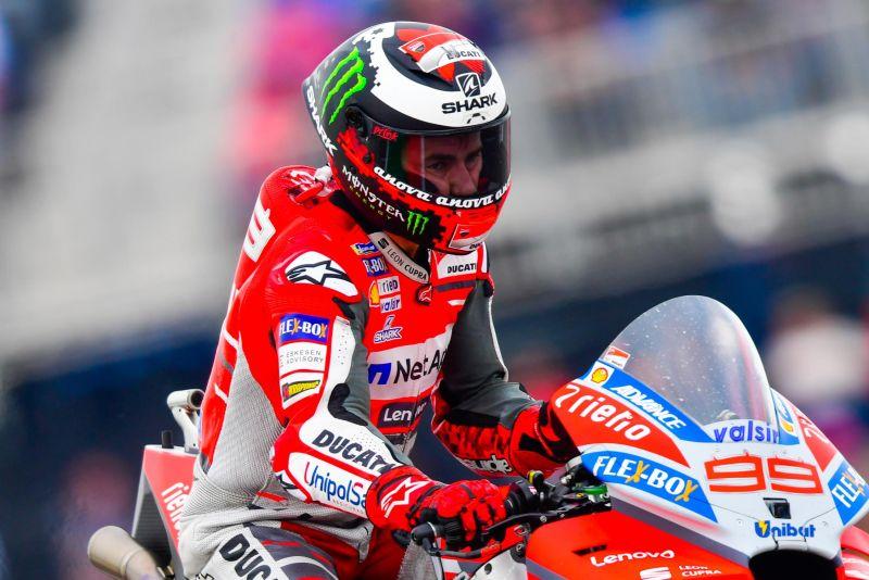 Lorenzo Akan Bangkit Kembali di MotoGP Italia