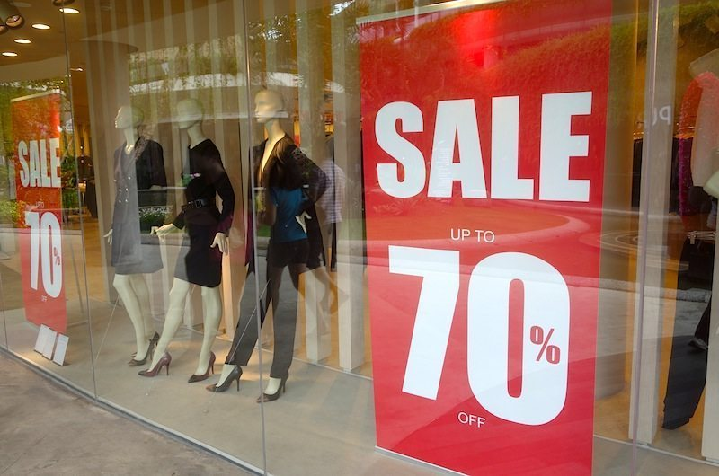 Image result for shopping mall midnight sale