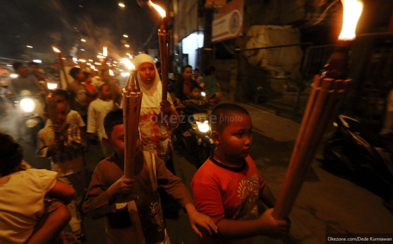 5 tradisi unik malam takbiran di indonesia salah satunya