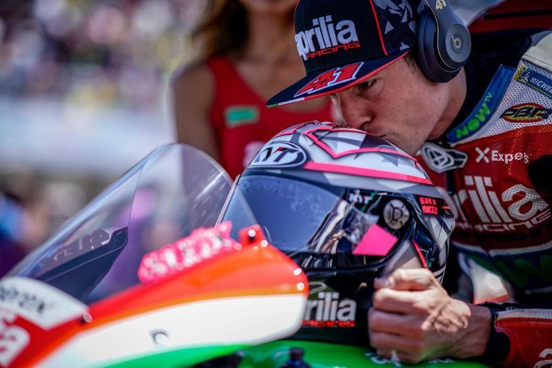 Espargaro: Motor RS-GP Jauh Lebih Kompetitif di Musim Ini