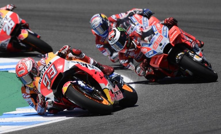 Ducati dan Honda Lebih Diunggulkan di MotoGP Catalunya 2018