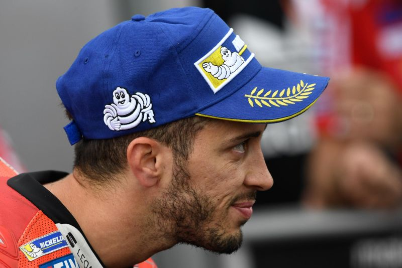 Marquez Nilai Dovizioso Bukan Saingannya dalam Perebutan Gelar juara MotoGP 2018