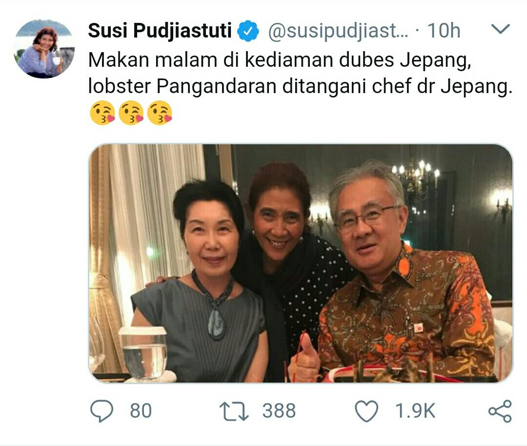 https: img-z.okeinfo.net content 2018 07 14 320 1922291 menteri-susi-dan-dubes-jepang-nikmati-santap-lobster-pangandaran-qXbyxYE1T2.jpeg