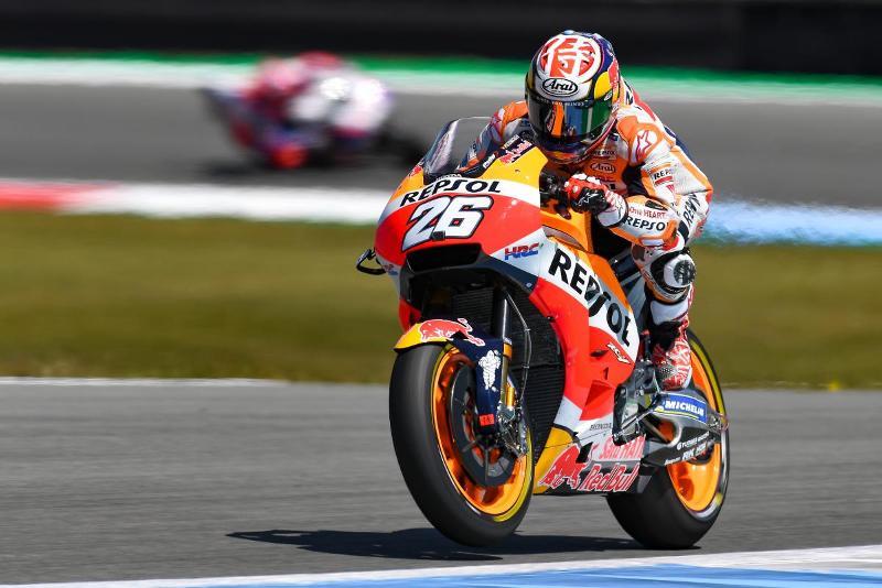 Capirossi Girang Pedrosa Akan Tetap Berada di MotoGP meski Telah Putuskan Pensiun