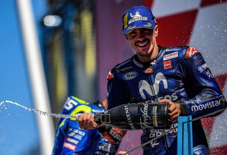 Yamaha Makin Meningkat, Vinales Incar Podium di MotoGP Republik Ceko 2018