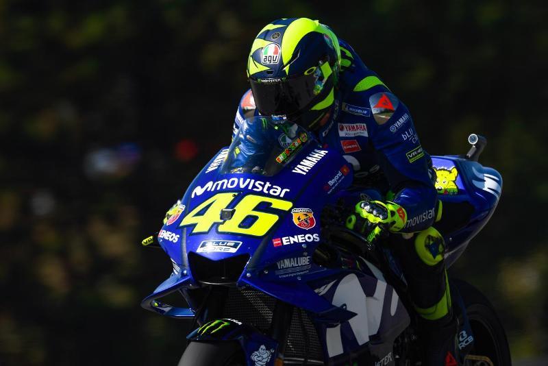 Rossi Berharap Yamaha Serius Perbaiki Perangkat Elektronik Motornya