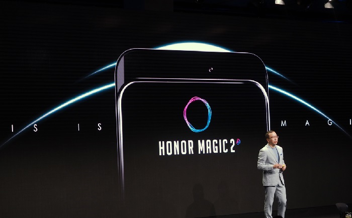 Honor Magic 2 Melenggang di IFA 2018, Usung Kamera Pop-Up