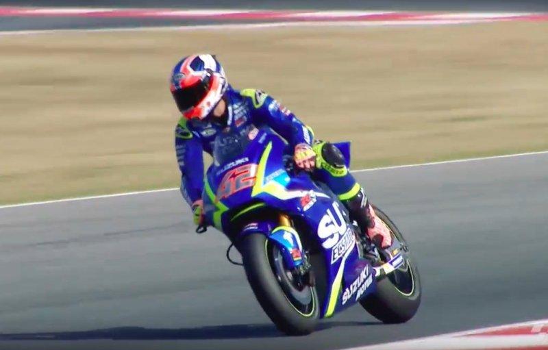 Rins Beberkan Kunci Raih Posisi 4 di MotoGP San Marino 2018