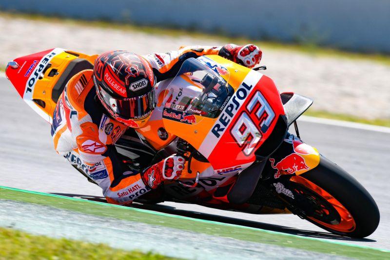 Marquez Girang atas Hasil MotoGP San Marino 2018