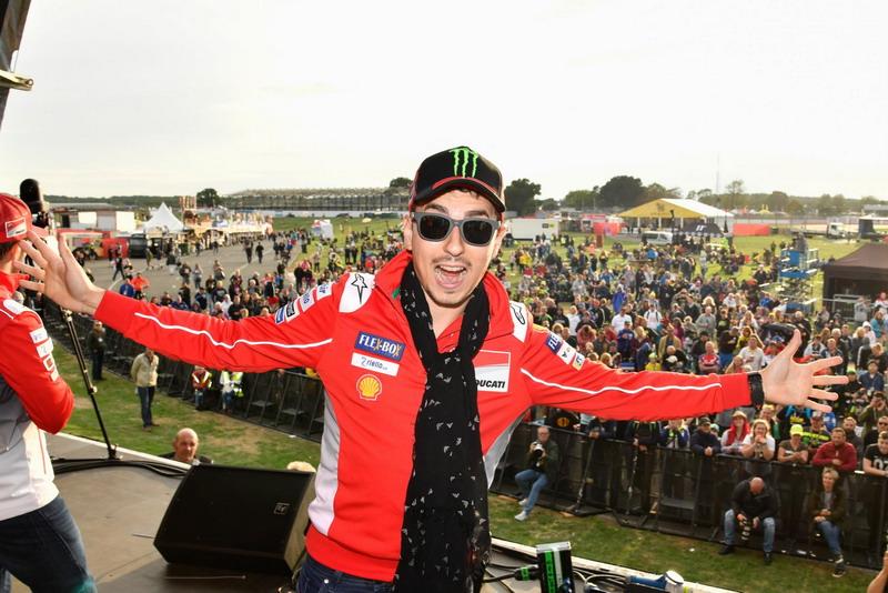 Pirro Yakin Lorenzo Bakal Jadi Musuh Terberat Ducati di MotoGP 2019