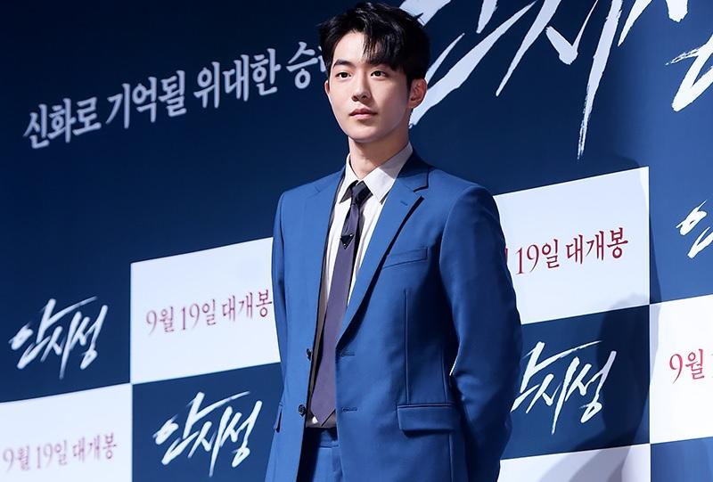 Bukan Tampan, Nam Joo Hyuk Ingin Terlihat Gagah dan Tangguh di The Great Battle