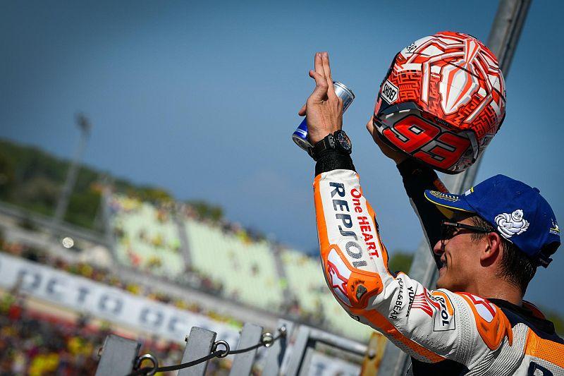 Marquez Tak Akan Paksakan Diri dalam 6 Balapan Tersisa