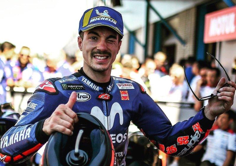 Vinales Targetkan Perbaikan Elektronik pada Jeda Musim MotoGP