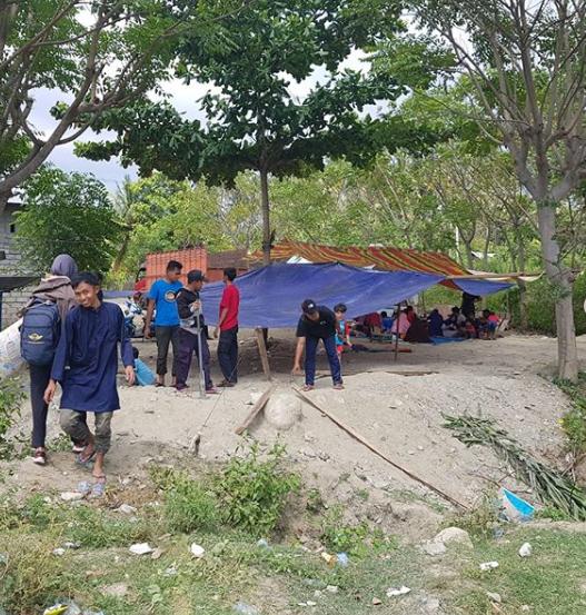 Sri Mulyani Kehilangan 13 Pegawai Akibat Gempa Donggala dan Tsunami Palu
