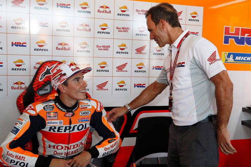 Marquez Sebut Puig Berperan Besar dalam Kesuksesannya di MotoGP