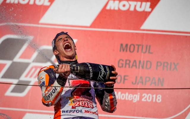 Vermeulen Puji Konsistensi Marquez di MotoGP 2018
