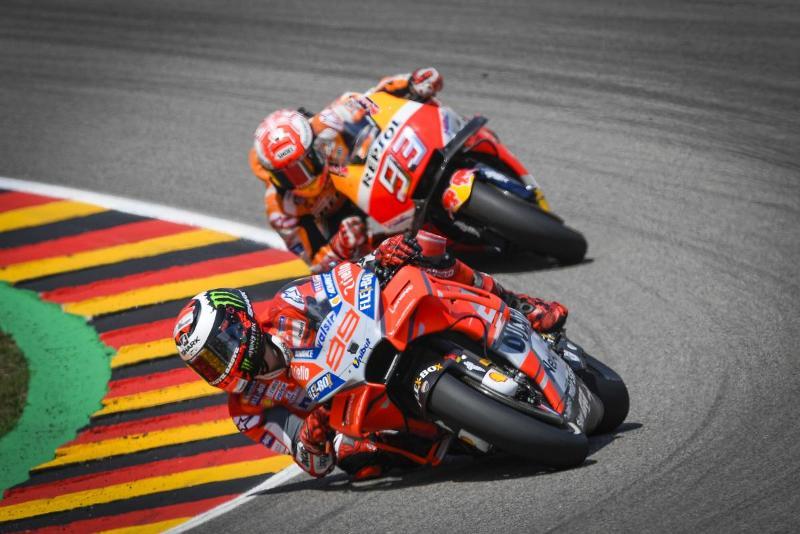Legenda MotoGP Penasaran Aksi Marquez-Lorenzo di Musim Depan