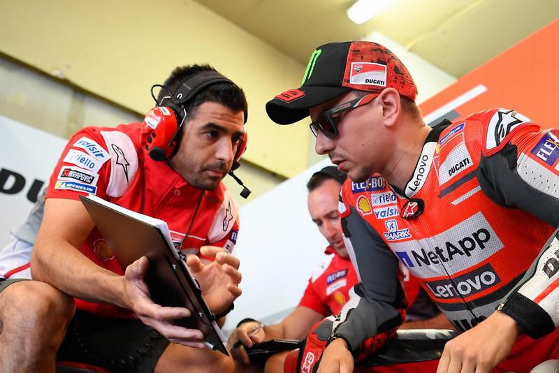 Lorenzo Pastikan Tetap Fokus kepada Ducati hingga MotoGP 2018 Berakhir