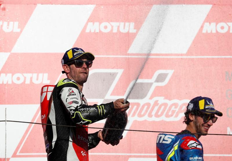 Crutchlow Dipastikan Absen Mengaspal di MotoGP Valencia 2018