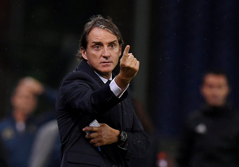 Mancini Bahagia Bisa Tangani Timnas Italia