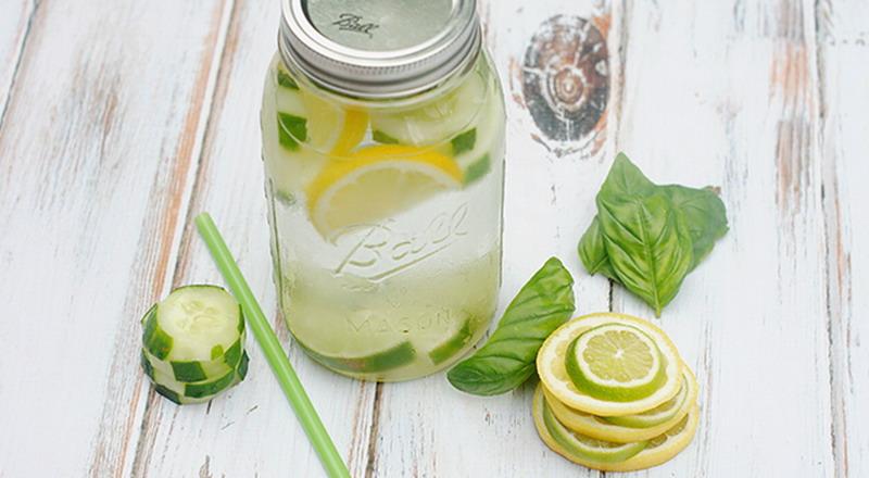 Cara Bikin Minuman Dingin Lemon Untuk Turunkan Berat Badan