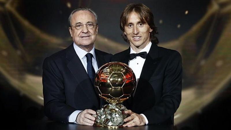 Florentino Perez: Kisah Cinta Madrid dan Ballon dOr Akan Terus Berlanjut