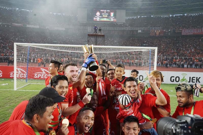 Ismed Ucapkan Terima Kasih kepada Jakmania Usai Persija Juara Liga 1
