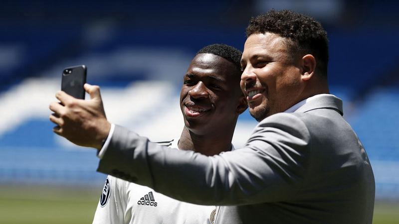 Ambisi Ronaldo Bawa Vinicius Jr Hancur Berantakan