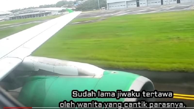 Pantun Pramugara Maskapai Penerbangan Indonesia Saat Landing Ini 4721 Pantun Citilink