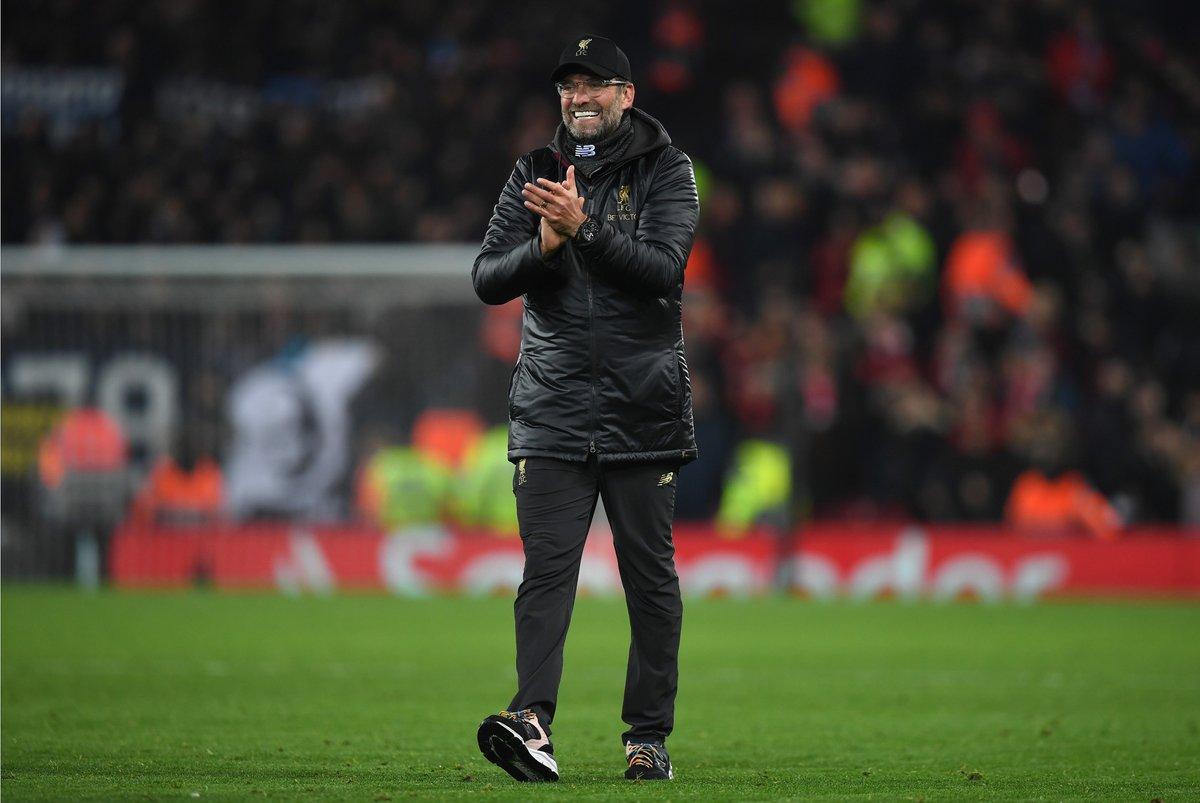 Bantai Man United 3-1, Klopp: Itu Penampilan Terbaik Liverpool!