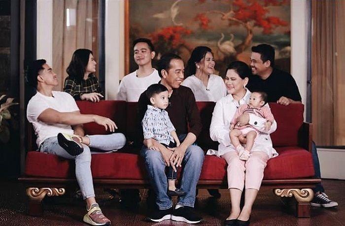 Tipe orang yang semakin keluarganya semakin bertambah besar, maka semakin senang pula dirinya.