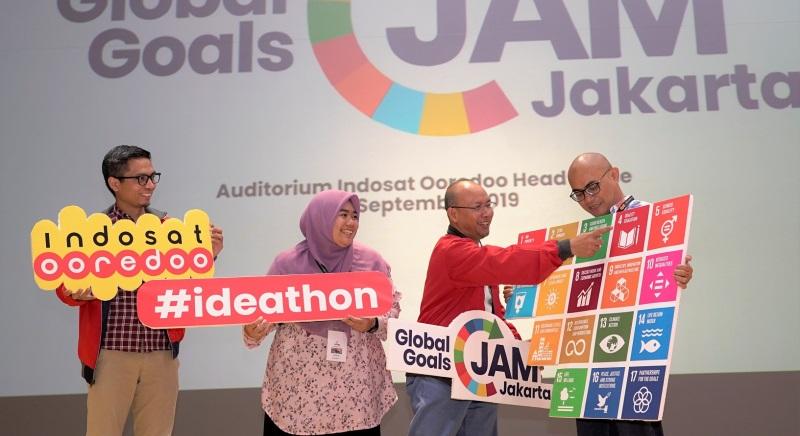 https: img-z.okeinfo.net content 2019 09 20 54 2107270 pecahkan-masalah-global-indosat-ooredoo-gelar-global-goals-jam-7T7bz0wqaD.jpg