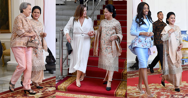 https: img-z.okeinfo.net content 2019 10 20 194 2119426 cantiknya-3-istri-kepala-negara-di-samping-iriana-jokowi-saat-pelantikan-presiden-LMvDeYFDy9.jpg