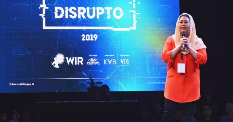 https: img-z.okeinfo.net content 2019 11 23 56 2133511 event-disrupto-2019-hadirkan-teknologi-ai-hingga-robot-6kRwx0BC4M.jpg