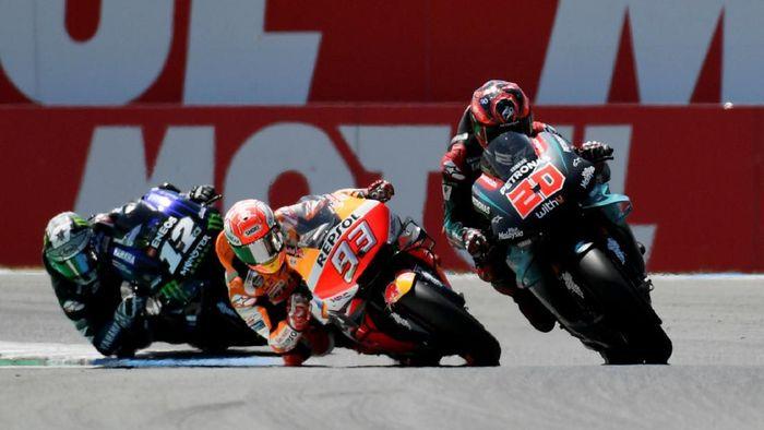Juara Dunia MotoGP Marc MarQuez akan waspada di Persaingan 2020
