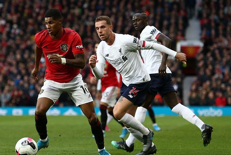 Head to Head Liverpool vs Man United di Liga Inggris page ...